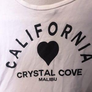 CALIFORNIA COVE TANK TOP